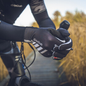 GripGrab Raptor Windproof Winter Gloves, black